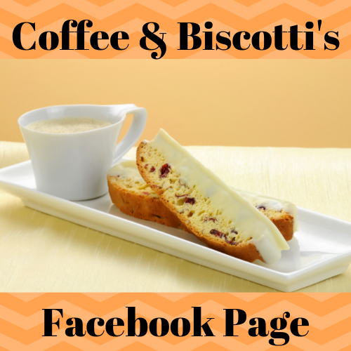 Coffee & Biscotti Facebook Page