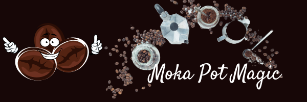 Using the Moka Pot for Afternoon Espresso