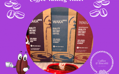 The Surprising Waka Coffee