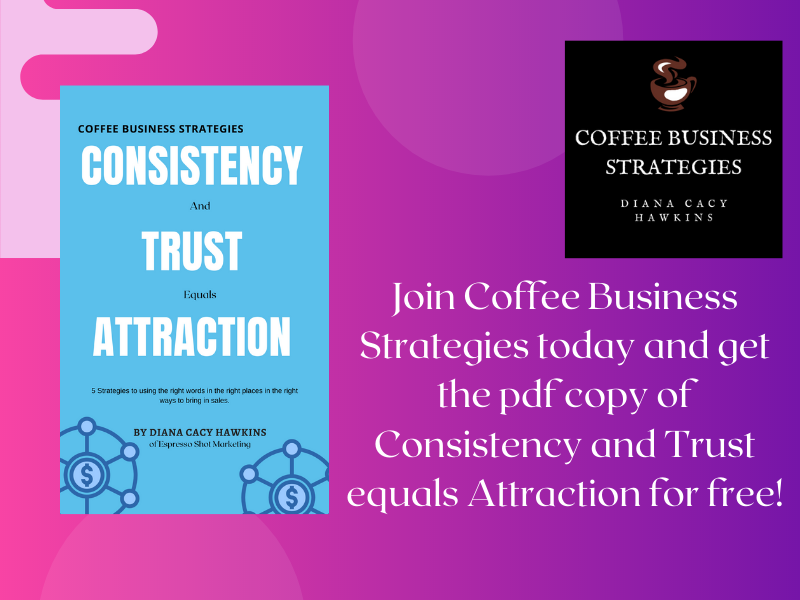 Consistency and Trust equals Attraction